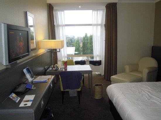 Apollo Hotel Amsterdam: stanza standard 5 piano