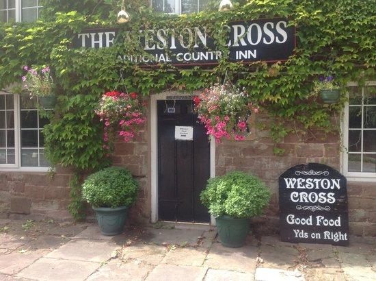 Weston Cross Inn: So pretty