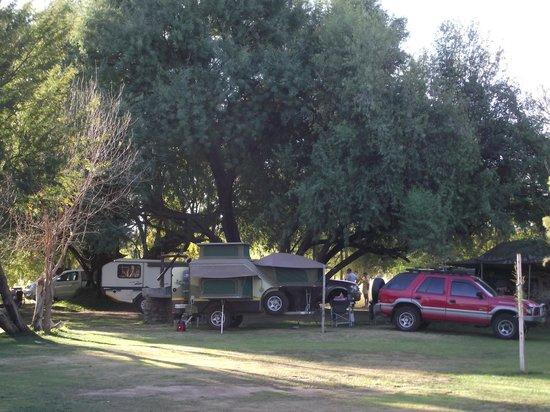 Oranjerus Resort: Camping
