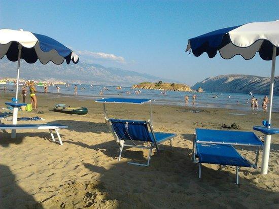 Lopar Beach: Rajska plaza -