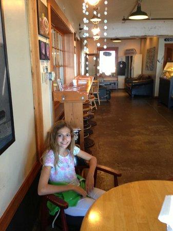 The Coffee Girl: inside Coffee Girl