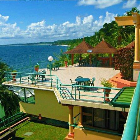 Salybia, Trinidad: Playa Del Este
