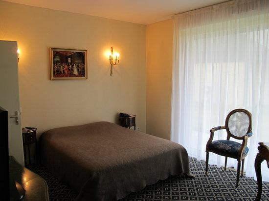 Hotel Fleur de Lys : Vue de la chambre