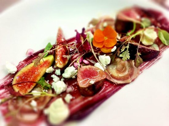 24 St Georges: Lamb and Figs