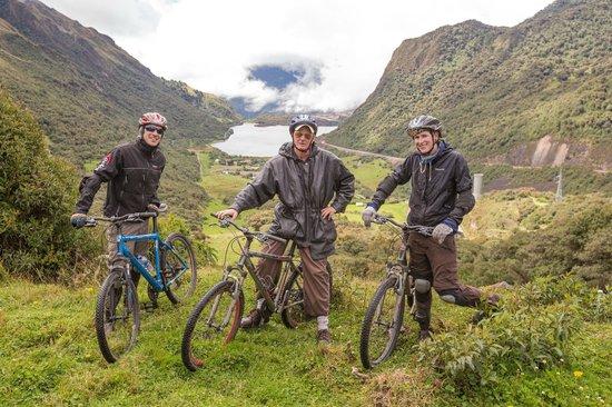 Biking Dutchman: Biking towards the Amazon Rainforest.  A must
