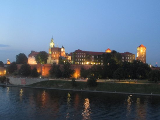 Hotel Poleski: Roof top review