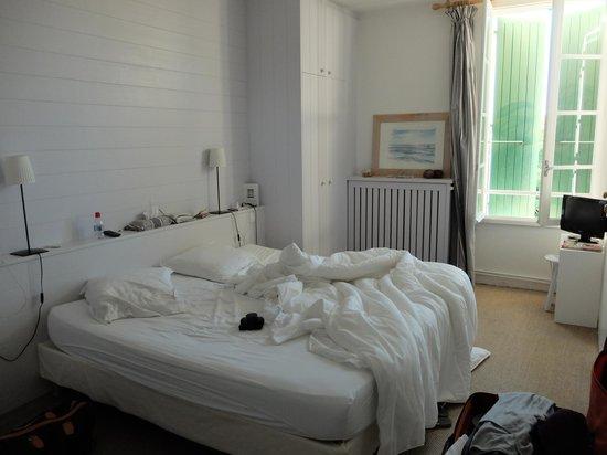 Hotel Le Chat Botte: Chambre 15