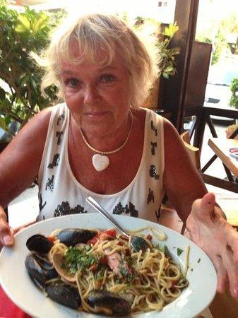 Capricci: seafood special