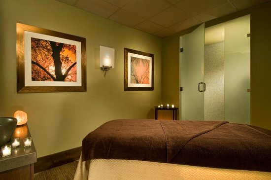 Ascent, the Spa at Tenaya Lodge: Ascent Spa Treatment Room