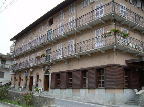 Chialamberto, Włochy: albergo