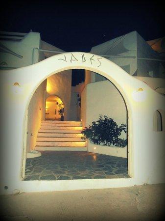 Yades Suites-Apartments-SPA: yades entrance