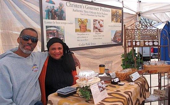 Cedar Park Farmers Market: A delicious taste of New Orleans