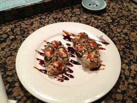 Japango Sushi Restaurant: Special Roll