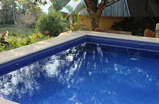 لا تييرا ديفينا: Swimming Pool