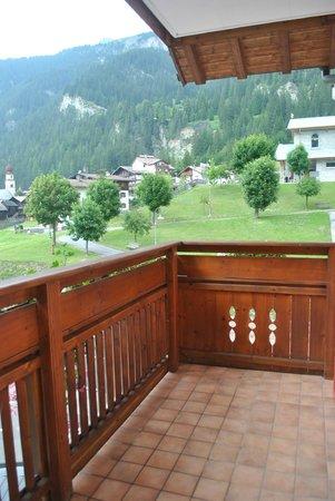 Hotel Cristallo: il Panorama dal nostro balcone