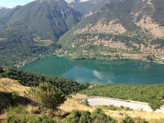 Il Rifugio del Lupo: Lago di Scanno