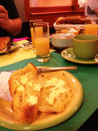 Hotel Le Nautilus: Breakfast