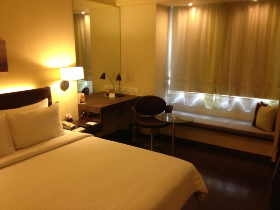 Marasa Sarovar Portico, Rajkot: View of room