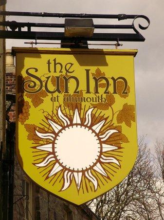 The Sun Inn  Alnmouth  Northumberland: Sun Inn, Alnmouth
