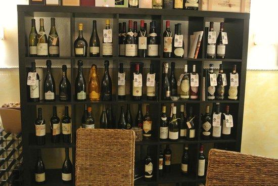 La Marina: Wine