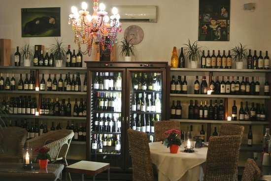 La Marina : Wine