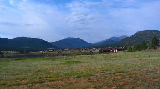 Murphy's Resort at Estes Park : View from our room