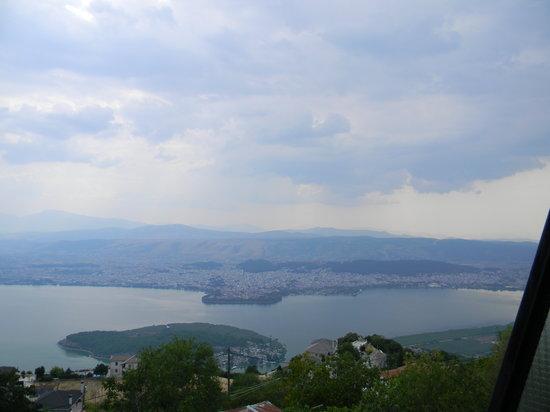Agnantio: Panoramic View