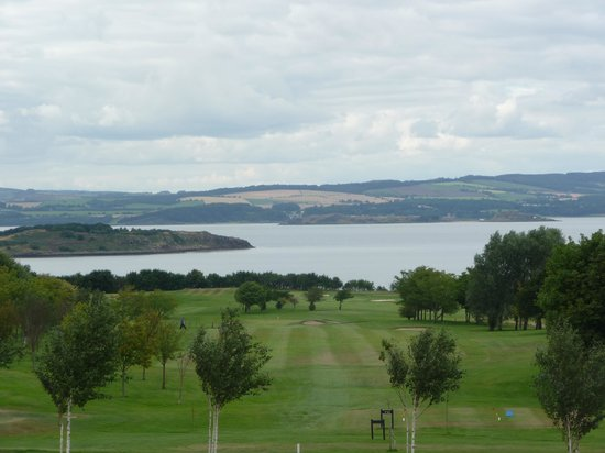 Silverknowes Golf Course: the ninth