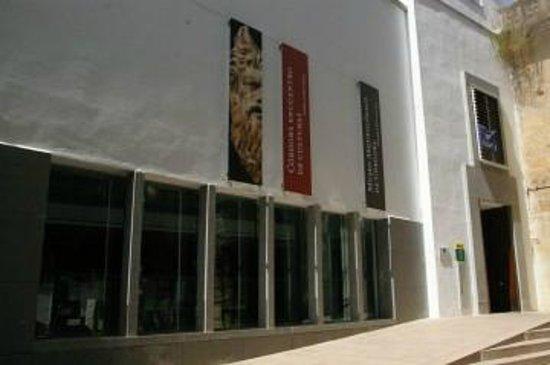 Musée Archéologique de Córdoba : Extérieur du musee