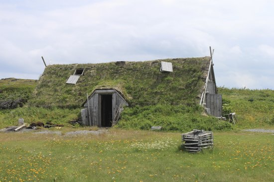 Norstead Viking Village: site