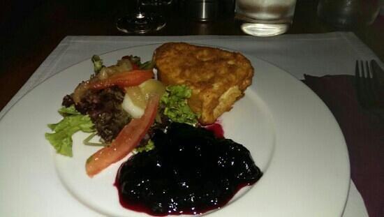 Restaurant Noir : brie
