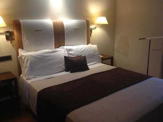 Hotel & Spa Balfagon: cama
