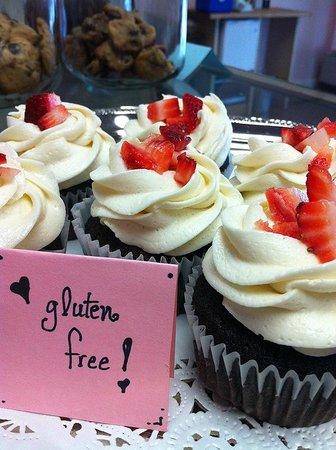 Mix Cupcakerie & Kitchen: Gluten Free Cupcakes