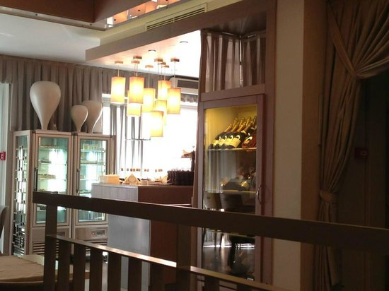 Art Hotel Kalelarga : Restaurant