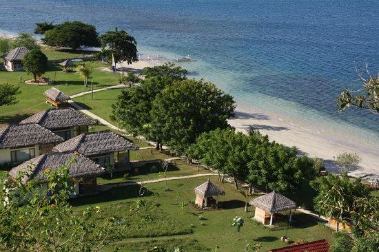 Pearl Beach Resort: on the top