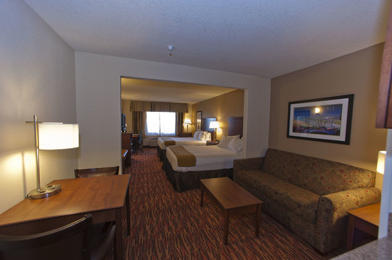 Holiday Inn Express Truth or Consequences: Clean and Roomy