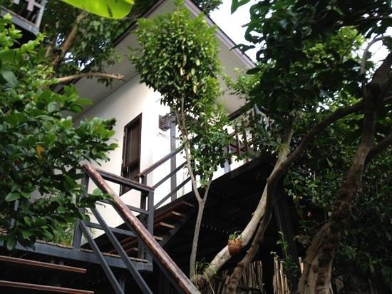 Chintakiri Resort: our cottage