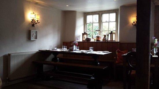 The Village Pub: Pub dining room