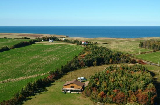 Wild Goose Lodge and Retreat: Sky View