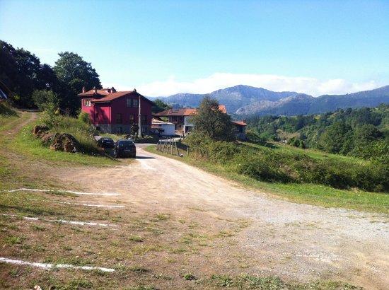 Hotel Rural El Texu: La primera casa