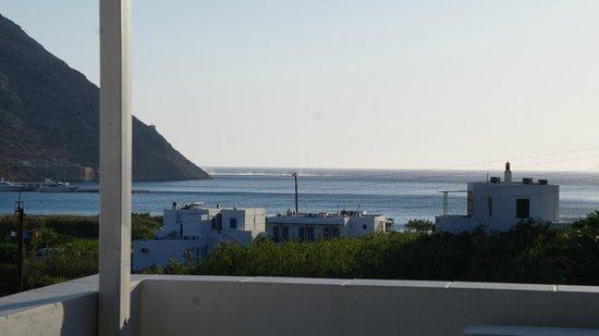 Villa Areto : Hard winds at the sea