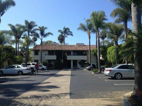 Franciscan Inn : Fachada do Hotel