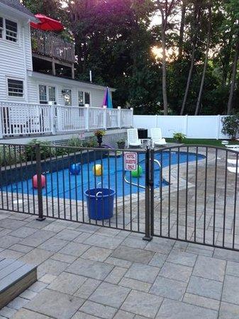 Abalonia Inn : Pool