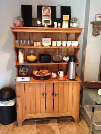Abalonia Inn : Breakfast