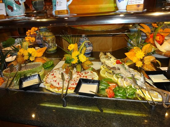 buffet des desserts picture of blau varadero hotel cuba. Black Bedroom Furniture Sets. Home Design Ideas
