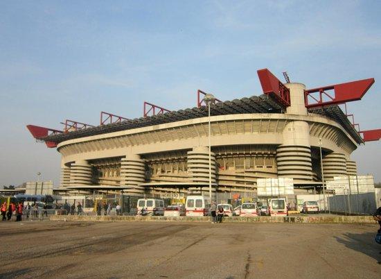 terzo anello stadio san siro milan - photo#15