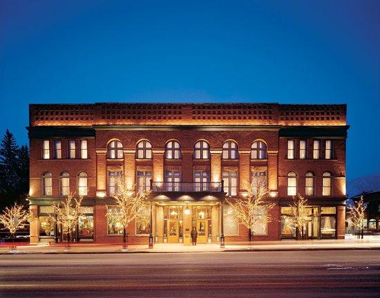 Hotel Jerome, An Auberge Resort: Hotel Jerome, Aspen Colorado