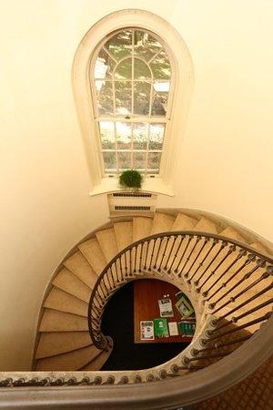 Inn At Marywood: Stair Case