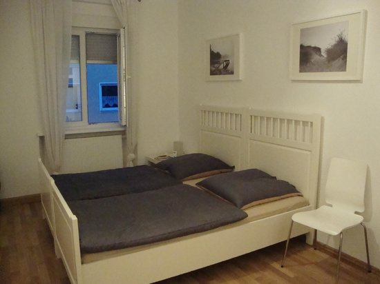 Apartments Thommen: camera da letto