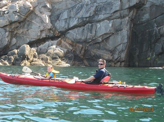 Eagle North Kayak: Kayaking with Eagle North
